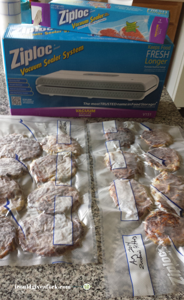 Awesome and ready to be put back into the freezer!