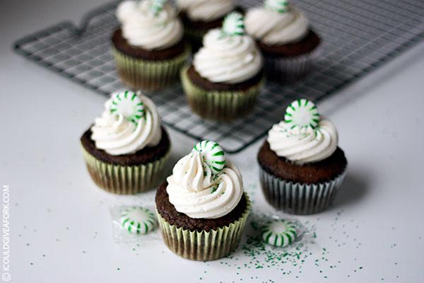gluten free choclate cupcakes