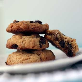 Choclate Chip Cookies GF